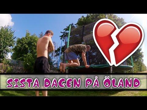 Oh no, dags att lämna Öland! | vlogg