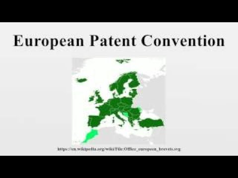 European Patent Convention