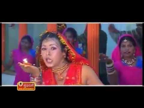 Maiyya Ji Ka Howe Jagrata - Saato Re Behaniya - Sanjo Baghel - Bundelkhandi Song