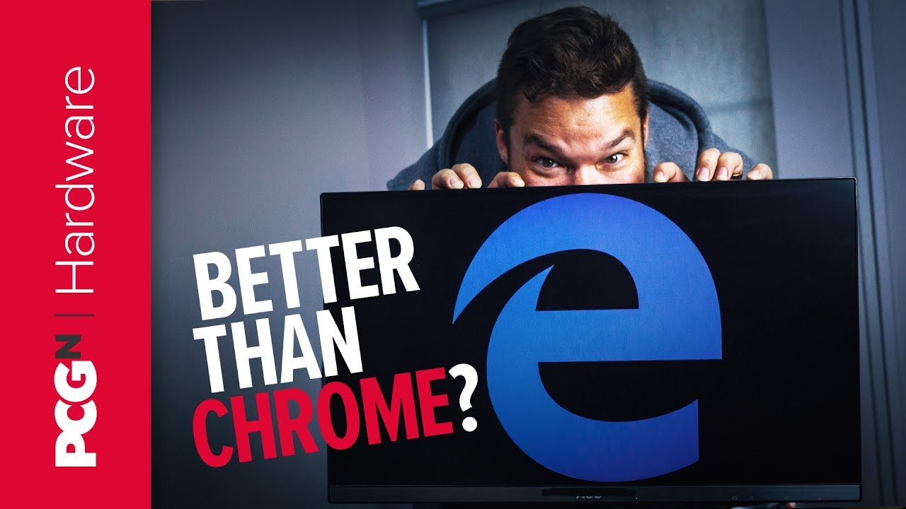 I've switched to Microsoft Edge, because it's like Chrome