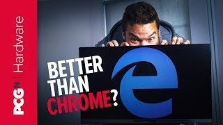 Microsoft's Edge browser is now Chrome... but better | Hardware