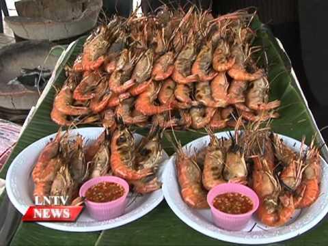 Lao NEWS on LNTV:  11th Lao Food Festival.28/1/2016
