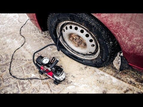 Так ли он хорош, как его хвалят? Тест популярного автомобильного компрессора.