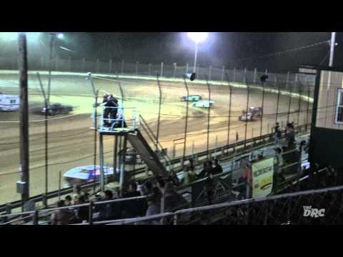 Moler Raceway Park   5.29.15   Diamond Cut Lawn Care Sport Modifieds   Feature