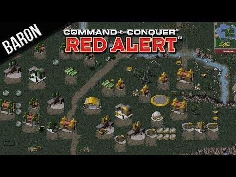Command & Conquer - Red Alert Gameplay - Free and Open Source