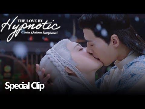 The Love By Hypnotic (Cinta Dalam Imajinasi) | Special Clip Cinta Itu Obat | 明月照我心 | WeTV 【INDO SUB】