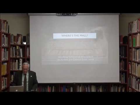Where's The Mall?: Identifying Commercial Structures in the Archaic and Classical Greek world