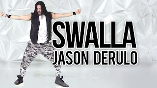 SWALLA - Jason Derulo feat Nicki Minaj & Ty | Mr. Dance | ZUMBA