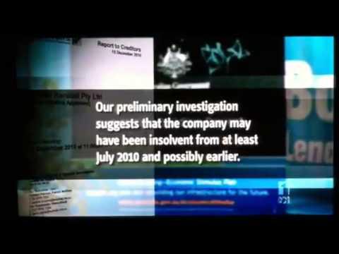 Bovis Lend Lease BER Investigation Part 5 Of 5