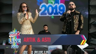 Download Europa Plus LIVE 2019: ARTIK & ASTI Mp3 and Videos