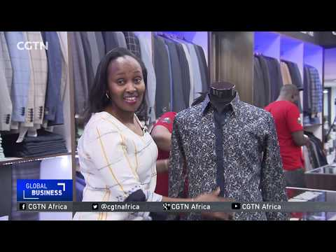 Fashion designer profits from Kenya's extravagant campaigns
