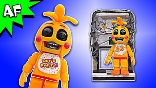 McFarlane Five Nights at Freddy s Toy Chica with right air vent Speed Build