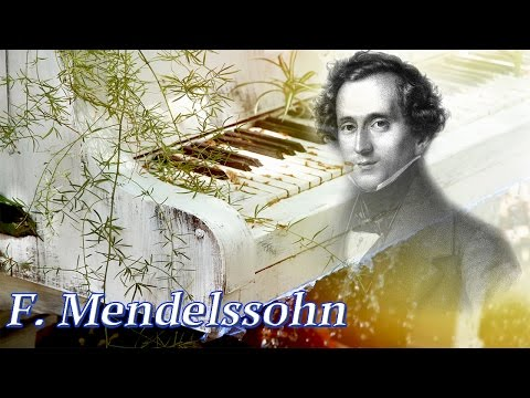 Музыка для Души | Мендельсон - Песня Венецианского Гондольера op.30 n°6