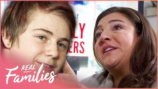 Young Boy Says He Hates His Mum | Jo Frost: Family Matters | Real Families