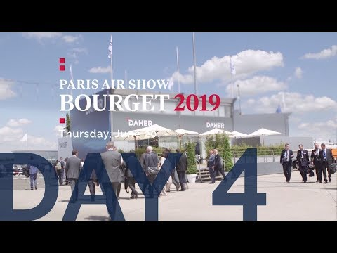 Paris Air Show - Day 4