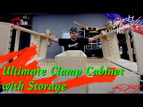 The Last Clamp Rack You'll Ever Build