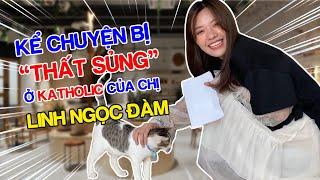 Review CAFE MÈO KATHOLIC của Chị LINH NGỌC ĐÀM và Câu Chuyện Bị