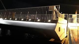 大港橋打開時 85大樓 遠雄68大樓 流行音樂中心 漢神百貨 國硯大廈盡收眼底