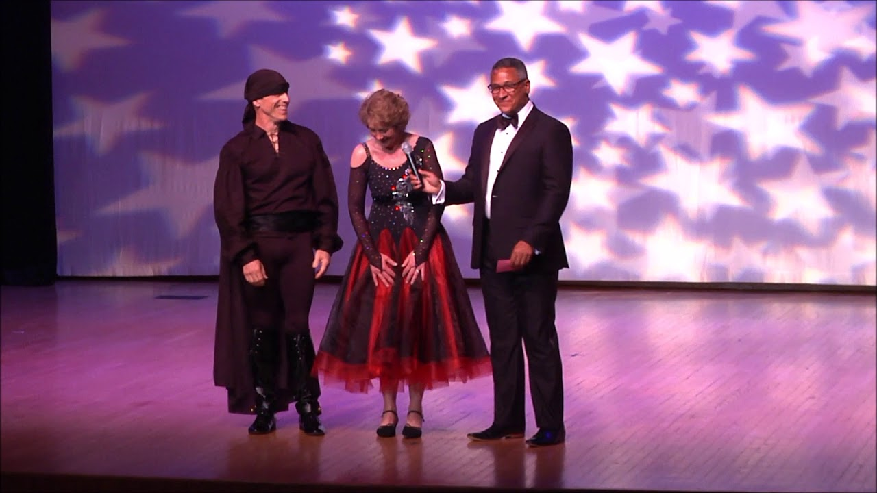 Deborah Kern - Dancing with the Richmond Stars 2018