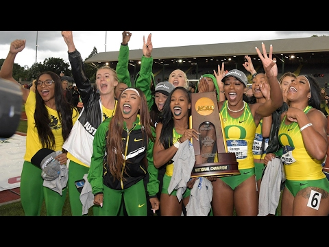 2017 NCAA Track & Field Championships: Oregon women win outdoor title, claim historic triple crown