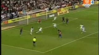 Real Madrid - Barcelona (4-1) 2007/08 (Cadena Ser) Parte 1