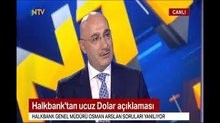Genel Müdürümüz Sayın Osman Arslan'ın NTV Röportajı