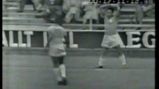 world cup 1958 full game semifinal brazil vs france part 2