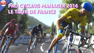 Pro Cycling Manager 2016 Gameplay (PC HD) (Le Tour de France 2016 Game)
