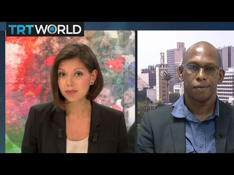 Kenya Election Annulled: Patrick Gathara Political Cartoonist for The Elephant joins the discussion