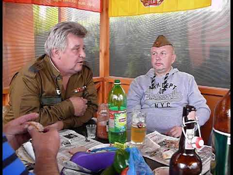 Встреча ветеранов ГСВГ  5 ОГПС  в Ростове Великом 2015 год