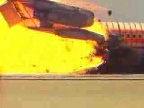 707 Crash Test