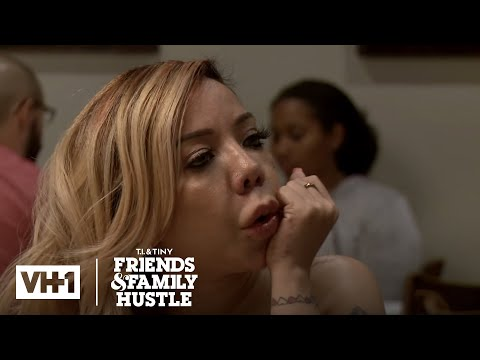 Tiny Confronts T.I. About His Infidelities 'Sneak Peek' | T.I. & Tiny: The Family Hustle