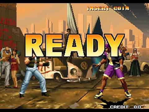 [TAS] King of Fighters '98 - Ralf