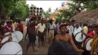 Hanuman Palem ankamma thalli jatara 18,19 June 2016