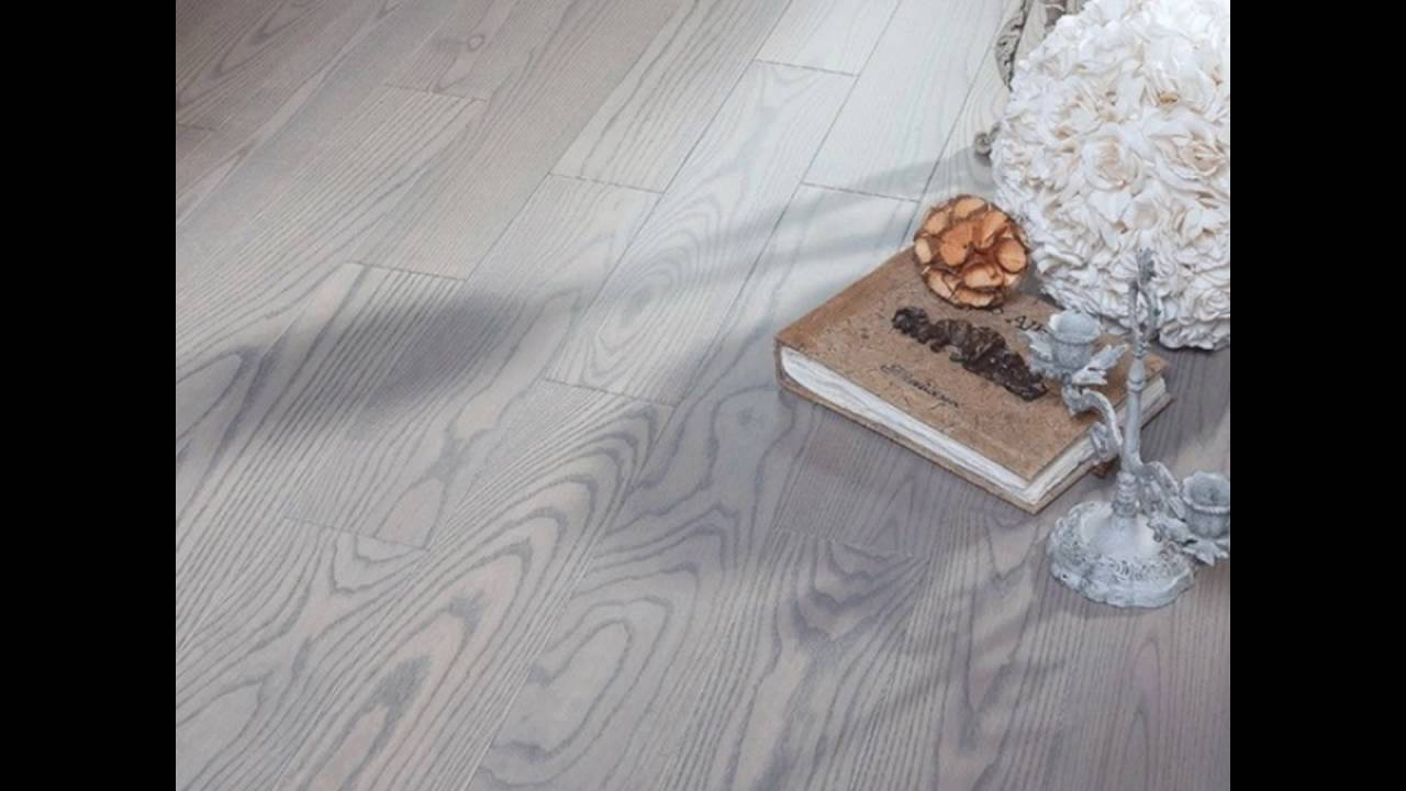 Gray Hardwood Flooring
