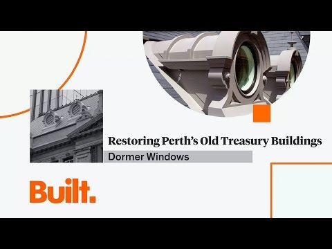 Dormer windows: making the old new again at Perth's State Buildings