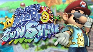 Super Mario Sunshine Retrospective