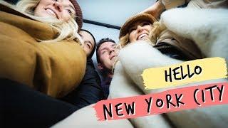 WIR REISEN NACH NEW YORK - ES GEHT LOS| 21-22.11.2019 | DailyMandT ♡