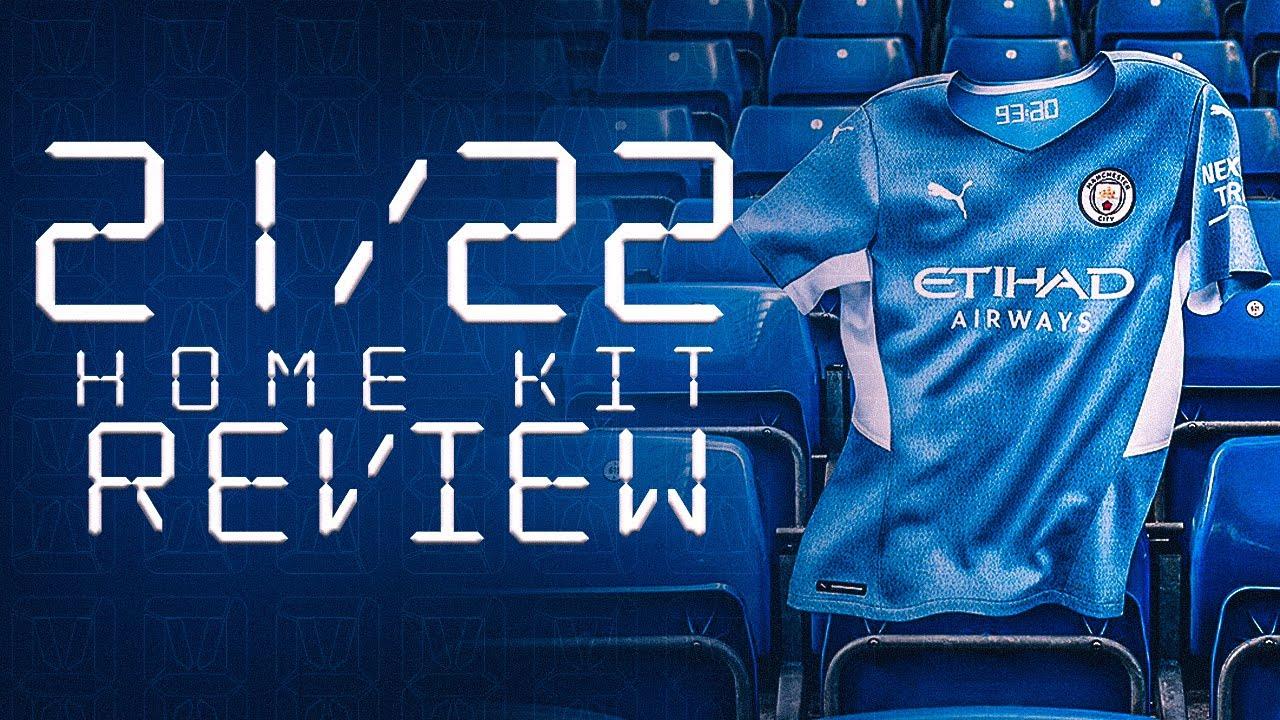 REACTION: Man City 21/22 Kit Review