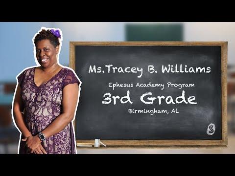Ephesus Academy Program 3rd Grade | Birmingham, AL