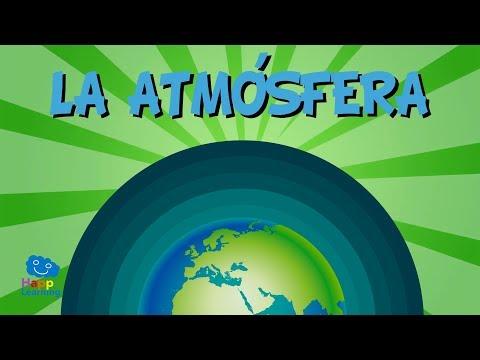 La atmósfera | Videos Educativos para niños.