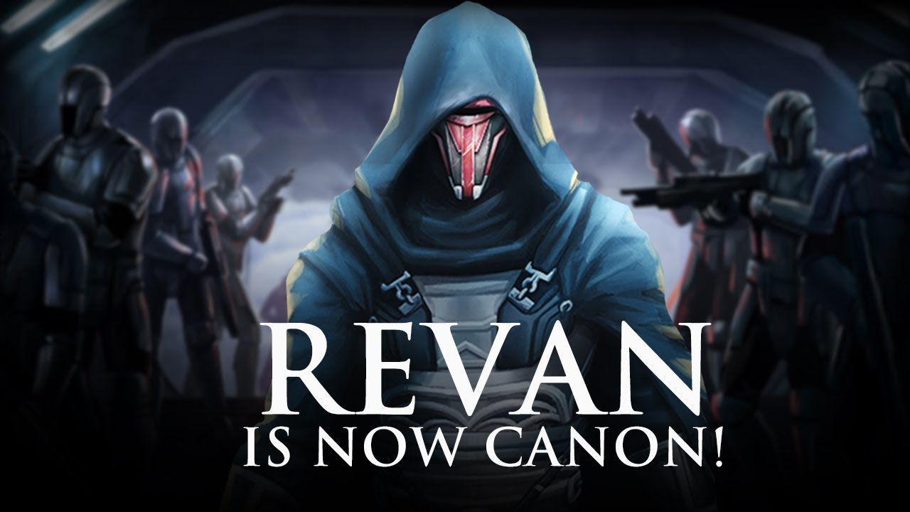 Revan Is Now Canon Star Wars News