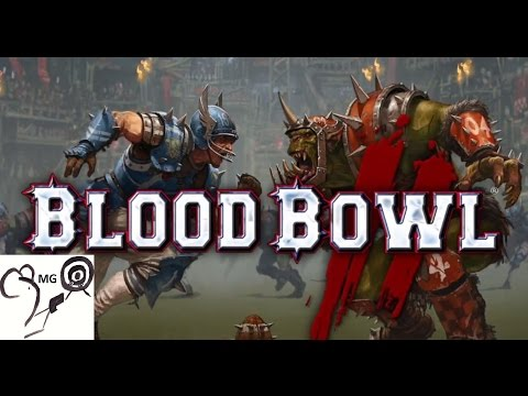Blood Bowl 2: How to Play Blood Bowl - Team Setup  