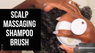 Scalp Massaging Shampoo Brush| - Jenell Stewart