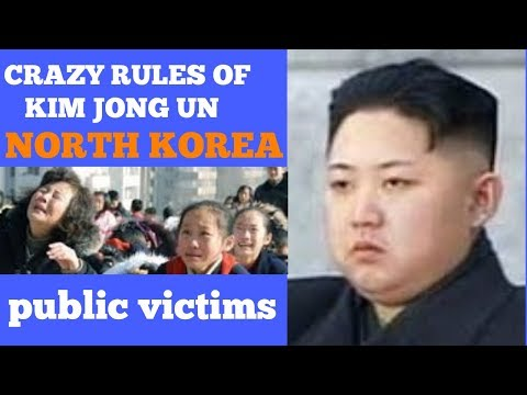 CRAZY Law That Only Exist In NORTH KOREA |KIM JONG UN| NK PRODUCTION|