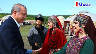 81 Dirilis Ertugrul Shooting Spot Visit With Turkey President Erdoğan  Village In Beykoz ❇ I Movie