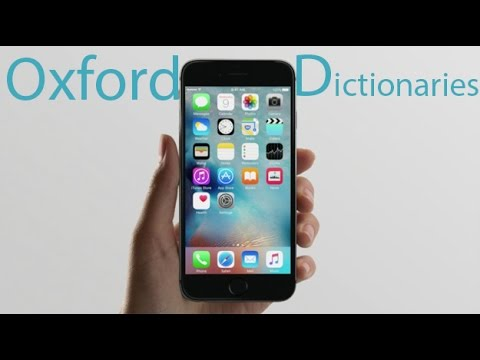 How To Use Oxford Dictionary To Any IPhone For Free No App