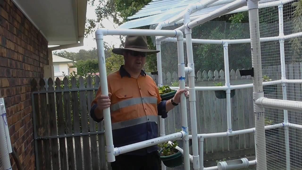 chicken coop door chook pen design backyard run tractor poultry