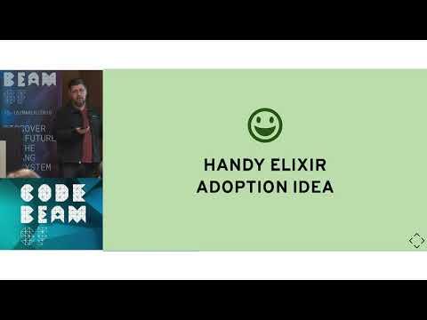 Bruce Williams - A GraphQL-on-Elixir Primer - Code Beam SF 2018