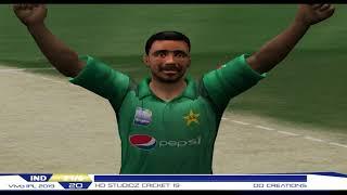 EA SPORTS™ Cricket 07 INDIA VS PAKISTAN